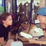 Con Giulia Crisci, la super-assistente della Lettrice