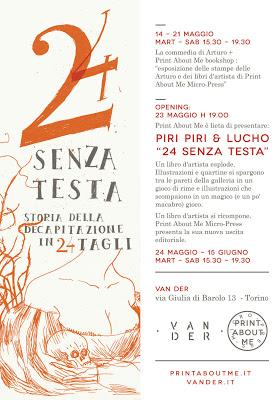 24 SENZA TESTA