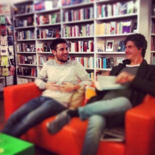 Paolo Piccirillo e Alcide Pierantozzi