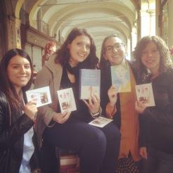 1023_Alessia, Gabriella, Rossana, Giulia in volo collettivo