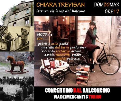 Concertino dal Balconcino top