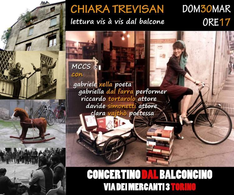 Concertino dal Balconcino top