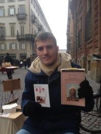976-Francesco, movimento salutare