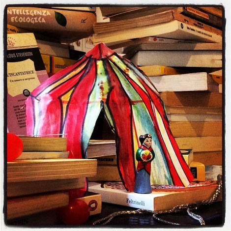 FavoleSvelte/La Fata dei Libri (c)ValerieBlancMian