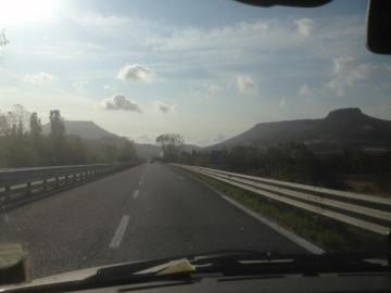 Carlo sarà stato Felice qui, a 80km/h? ss131